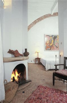 Villa Maroc - Morocco - bohemian decor bohemian interiors bohemian bedroom - villa-maroc.com - 01