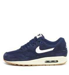 Nike Air Max 1 Essential - Midnight Navy | KicksOnFire.com