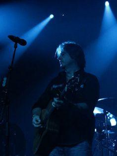 Bruce Guthro, lead singer of Scottish Celtic folk rock band Runrig