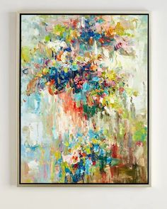 Wall Art & Wall Artwork Décor at Neiman Marcus Abstract Wall Art, Canvas Wall Art, Oil Painting Texture, Art Photography, Art Paintings, Abstract Paintings, Painting Inspiration, Art Inspo, Art Ideas