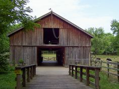 animal barns | Grassmere Farm: You Can Tour A Historic Tennessee Farm ...