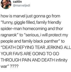 I have no clue but they will somehow. How marvel will pull this off, no one knows