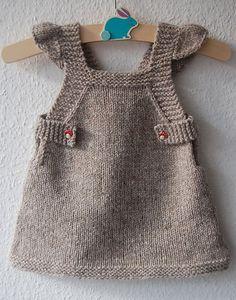 Summer Into Fall pinafore dress – knitting pattern – Knitting Patterns at Makeri… – Baby knitting patterns Fall Knitting, Knitting For Kids, Fall Patterns, Dress Patterns, Pattern Dress, Baby Knitting Patterns, Crochet Patterns, Knitting Tutorials, Cute Aprons
