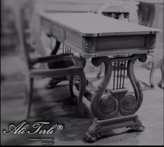"""Ahşaba dokunun..."" | Ali Tırlı İnteriors Furniture | +90 212 297 04 70 #alitirli #calismamasasi #versace #qatar #architecture #home #mimar #burjkhalifa #livingroomdecor #sandalye #chair #textiles #vakko #evtekstili #epengle #homeinterior #interiors #masa #classic #furniture #evdekorasyonu  #mobilya #perde #holiday #decorative #art #luxury #interiorsdesign"