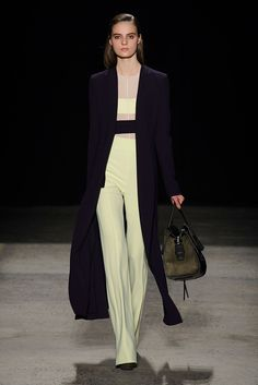 Narciso Rodriguez - NYFW Otoño / Invierno 2015-2016 - www.so-sophisticated.com
