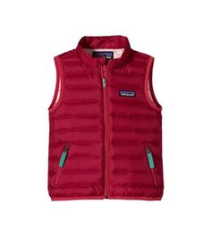 Patagonia Baby Down Sweater Vest Portofino Pink, Clothing for kids, www.oishi-m.com