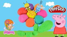 Flower surprise eggs #maya #peppapig #pinypon #spidermen #petshop