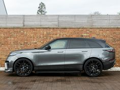 Romans are pleased to offer this Land Rover Range Rover Velar R-Dynamic Hse for sale presented in Corris Grey with Ebony / Ivory Leather. Range Rover Jeep, Range Rover Black, Range Rover Evoque, Range Rover Sport, Used Land Rover, Range Rover Supercharged, Black Audi, Fast Sports Cars, Lux Cars