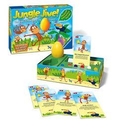 Jungle Jive Jungle Animals