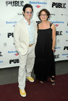 Maura Tierney Photos Photos - Actors Rob Morrow and Maura Tierney attend the 2011 Shakespeare In The Park Gala at the Delacorte Theater on June 20, 2011 in New York City. - 2011 Shakespeare In The Park Gala
