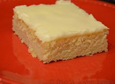 white texas sheet cake (old recipe = good recipe).  Might be just perfect for Teri's birthday cake...