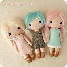 Just dolls