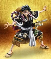 One Piece P.O.P. Monkey D. Luffy (Variant Kabuki Edition) Figure