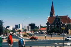 Windhoek City and Township Cultural Tour 2019 Safest Places To Travel, Old Fort, Victoria Falls, Countries To Visit, Famous Landmarks, African Countries, Africa Travel, Stunning View, Capital City
