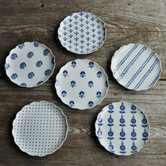 Dessert Plates | Les