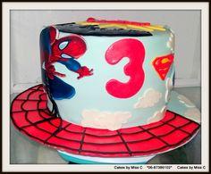 Superpower Cake