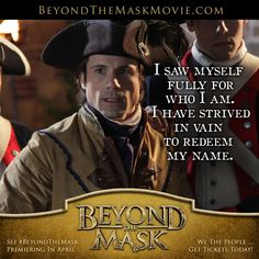 Beyond The Mask is showing this week-  A beautiful movie with a gripping message. Truly awe inspiring!!  #beyondthemaskmovie
