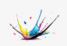 Illustration about Illustration of a cmyk color splash. Illustration of blobs, inks, dynamic - 34422655 Photo Splash, Dark Art Tattoo, Teaching Colors, Butterfly Wallpaper, Paint Effects, Abstract Watercolor, Color Splash, Vector Free, Graffiti