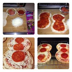 Pizza! Creating Recipes with Flatout Hungry Girl Foldit Flatbreads. #Flatouthot