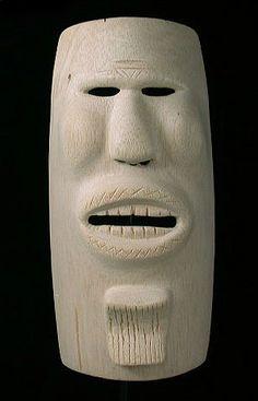 Unusual Shaman mask from Panama