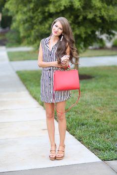 Striped...