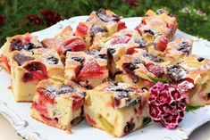 Pastries, French Toast, Sweets, Breakfast, Desserts, Food, Basket, Belle, Morning Coffee