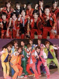 Hey! Say! JUMP ♡ 2007-2014