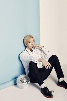 B.A.P Himchan - Born in South Korea in 1990. #Fashion #Kpop