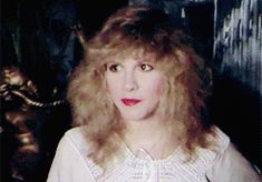 """"""" Stevie Nicks interviewed on the set of """"Gypsy"""" """" never seen this clear! awesome."""