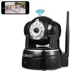 Special Offers - IP Camera Uokoo 720P WiFi Security Camera Internet Surveillance Camera Built-in MicrophonePan/Tilt with 2-Way Audio Baby Video Monitor Nanny Cam Night Vision Wireless IP Webcam (Black-720P) - In stock & Free Shipping. You can save more money! Check It (January 13 2017 at 11:40PM)…