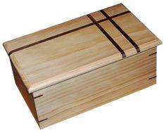 Wooden Keepsake Box 2 by kykraftersgallery on Etsy, $22.00