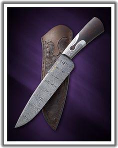 2016 International Master Smith Auction Knife by Rodrigo Sfreddo, Master Smith (Brazil)