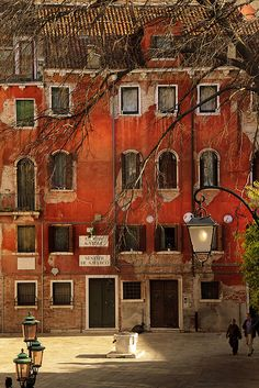 Campo S.Vidal - Venezia - Italia
