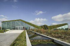 Galería de Isla museo Biesbosch / Studio Marco Vermeulen - 13