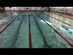 Swim Team at the Chippewa Valley Family YMCA