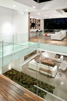 Great living space idea!