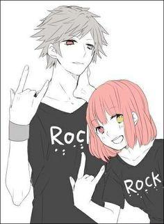 Uta no Prince-sama - Ranmaru and Haruka - Rock
