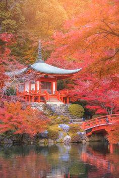 Daigo-ji temple (Japan) by Korawee Ratchapakdee / 500px