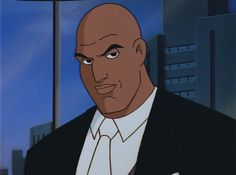 """Lex Luthor - Superman: The Animated Series (1996-2000) """"I own Metropolis. My technology built it, my will keeps it going, and nearly two-thirds of its people work for me whether they know it or not. Even you have to admit, it's a model of efficiency. And yet, I've often thought... why limit myself to just one city?"""""""