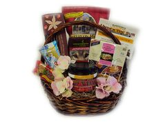 Cravin' Cranberry Healthy Gourmet Gift Basket