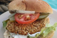 <p>A DIY version of mock chicken that takes your sandwich straight to the next level</p>