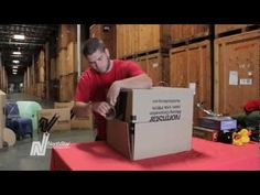 Packing a Medium Box - Moving and Packing Tips
