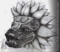 Quetzalcoatl by ~rykyramirez on deviantART
