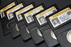 The Avengers Agents of S.H.I.E.L.D. Shield Badge with Card Holder and ID cards