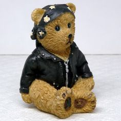 teddy bear on motorcycle - Google Search