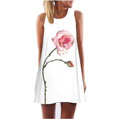 Cheap Alta Calidad 2016 Nuevo Vestido Con Vestidos de Impresión Mujeres Del…