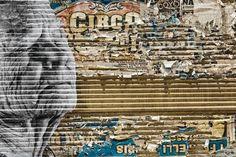 Byens rynker - Cartagena, Havana, Shanghai & Los Angeles. Av kunstneren JR.