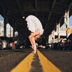 Bailarinos em NY | Upost