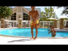 My Nephews just having a fun time at the pool, and a crazy dude named Mike their much older cousin. Fun Time, Best Vacations, Funny Videos, Good Times, Fails, Swimming Pools, Outdoor Decor, Youtube, Swiming Pool