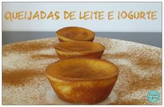 3 Ingredient Cheesecake, Muffins, Mini Desserts, 3 Ingredients, Sweet Potato, Potatoes, Vegetables, Food, Yogurt